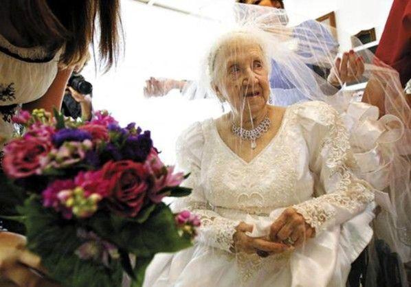 Robe mariage 50 ans