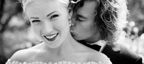 Sweetness wedding happiness