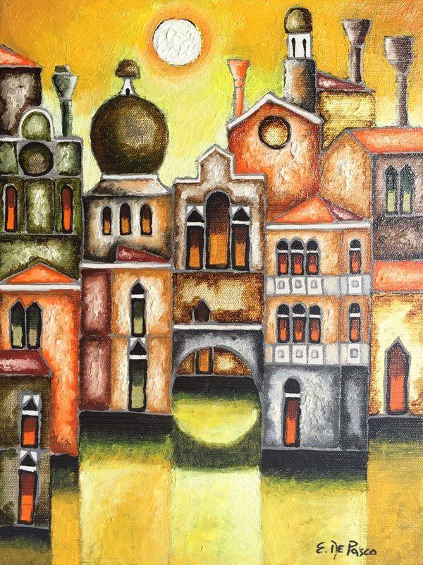 Elio De Pasco - fluidofiume galleria d'arte Trieste