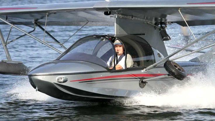 SeaRey Light Sport Amphibious Aircraft