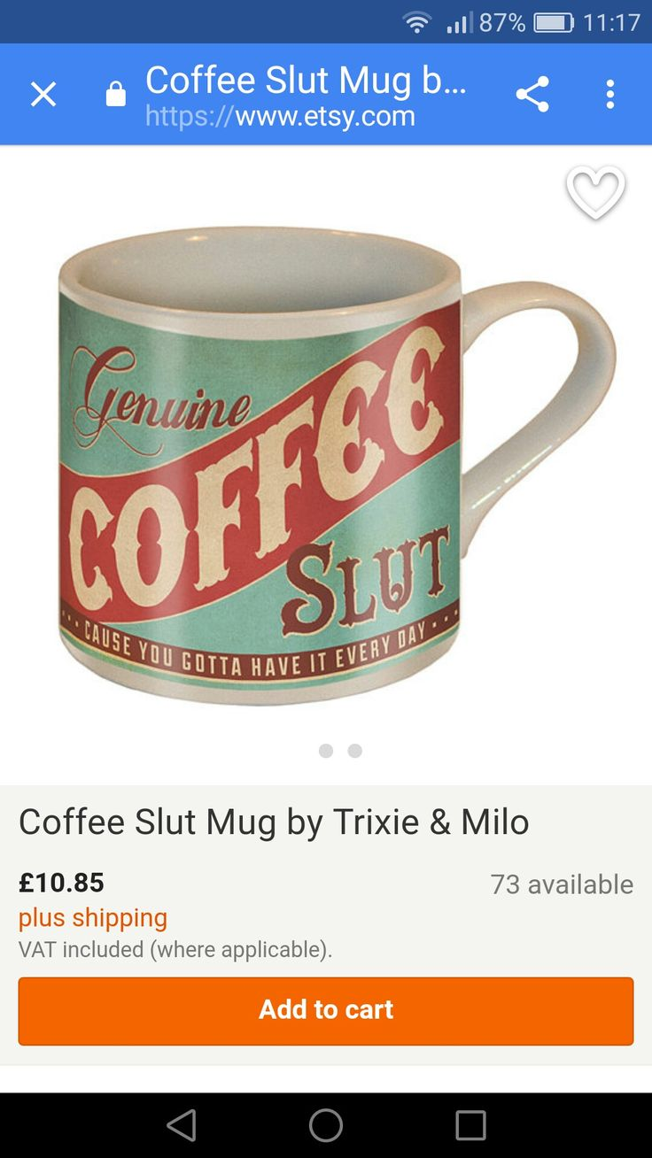 The best coffee cup ever