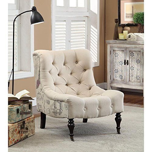 Armless chairs for living room