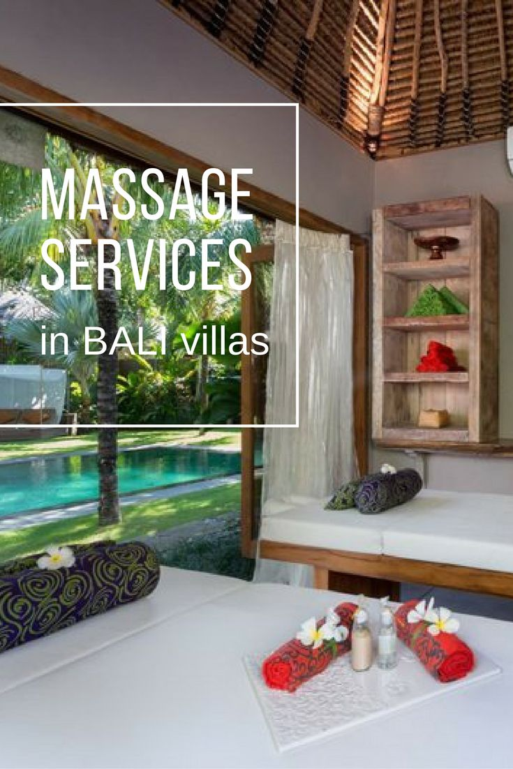 As you'd expect, no private villa experience would be complete without a touch of serious pampering. Whether it's a girls long weekend away in Bali or a family holiday. You can enjoy different treatments from the comfort of your very own private pool villa.