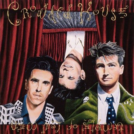 Crowded House Temple of Low Men (180g Vinyl LP Record)