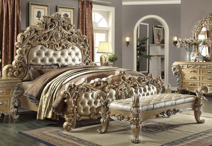 1063 best Bedroom Sets images on Pinterest | Royal furniture, 3 ...