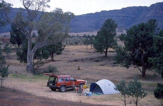 Rawnsley Park Station | Youcamp - Adventures on private land