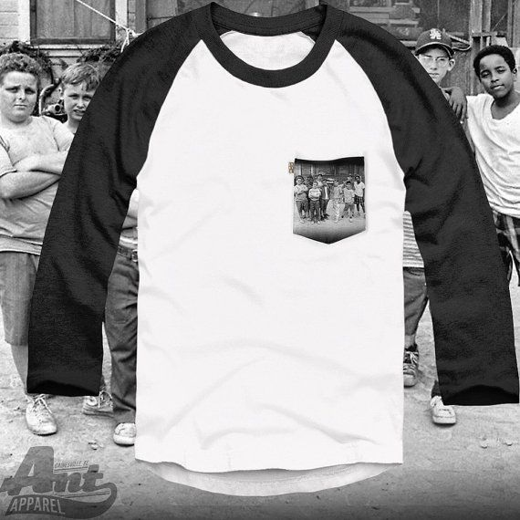 Sandlot raglan by Antapparel on Etsy