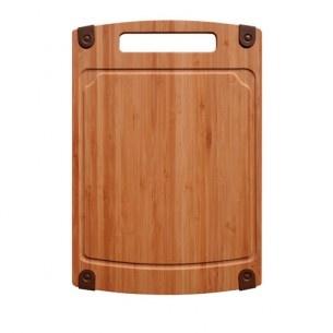 Microban Bamboo Cutting Board