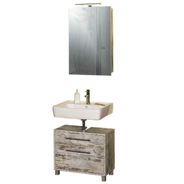 Die besten 25+ Badezimmer spiegelschrank 60 cm breit Ideen auf ... | {Spiegelschränke bad 81}