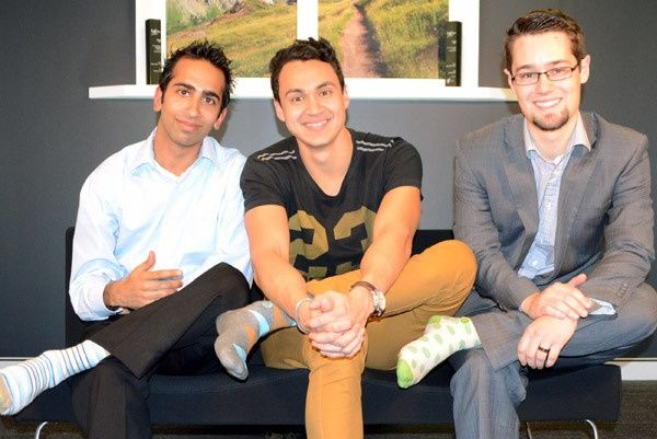 Conscious Step was founded by three twenty-something social entrepreneurs...