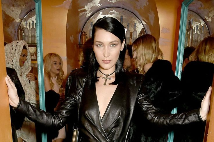 The gothic trend: 17 celebrities wearing the bewitchingly good style