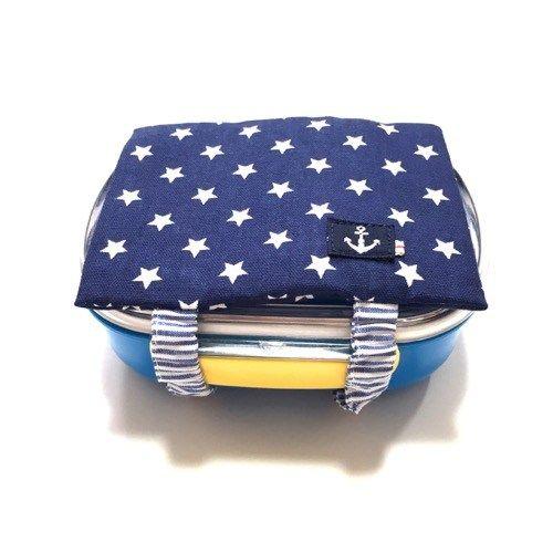 ゴムバンド付き保冷剤ケースの作り方 前編で「4.縫い代を割って折り返す」ところまで説明していますので、その続き…
