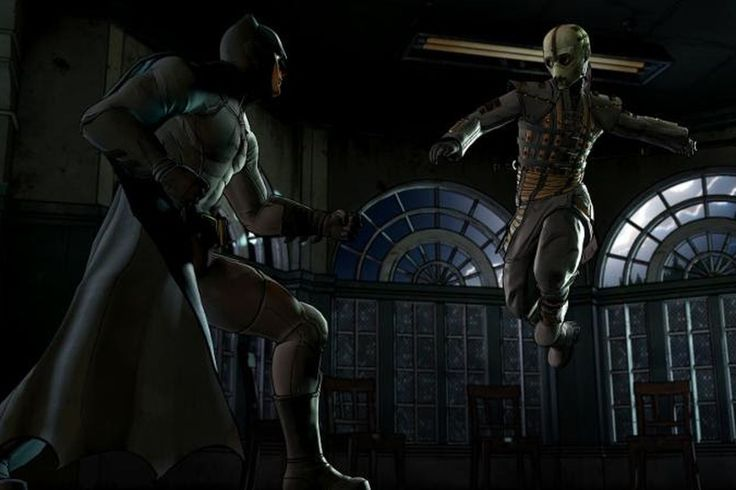 The final episode of Telltales Batman game wraps up an incredible superhero thriller #Latest Tech Trends The Verge