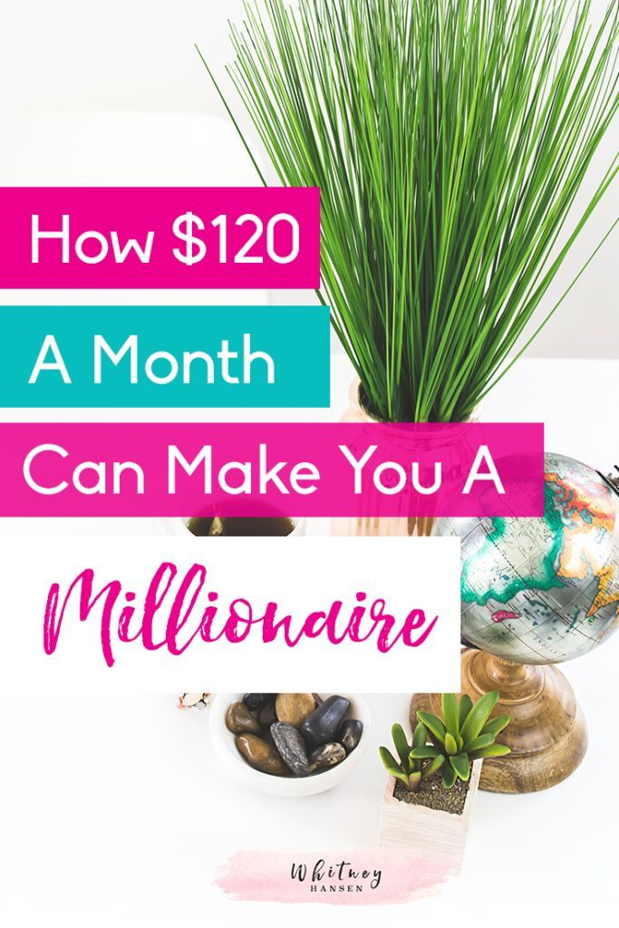 One of the EASIEST ways to become a millionaire! | make money | financial security