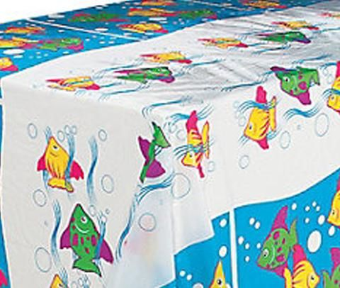 tropical Fish tablecover