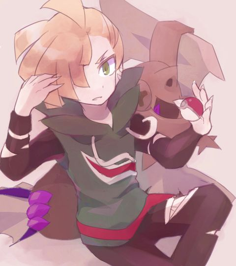 Gladion & Type:Null