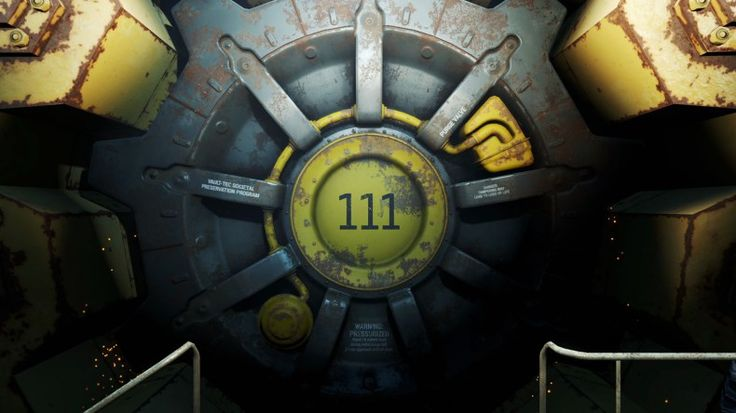 Fallout 4 Fault Tec Wallpaper HD