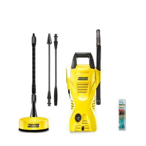 Karcher K2 Compact Kit Home Air Cooled Pressure Washer Portable High Power