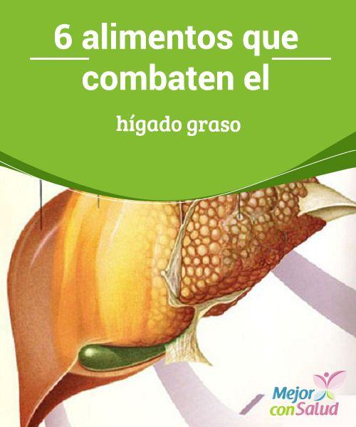 17 mejores ideas sobre h gado graso en pinterest desintoxicaci n del h gado - Mejores alimentos para el higado ...