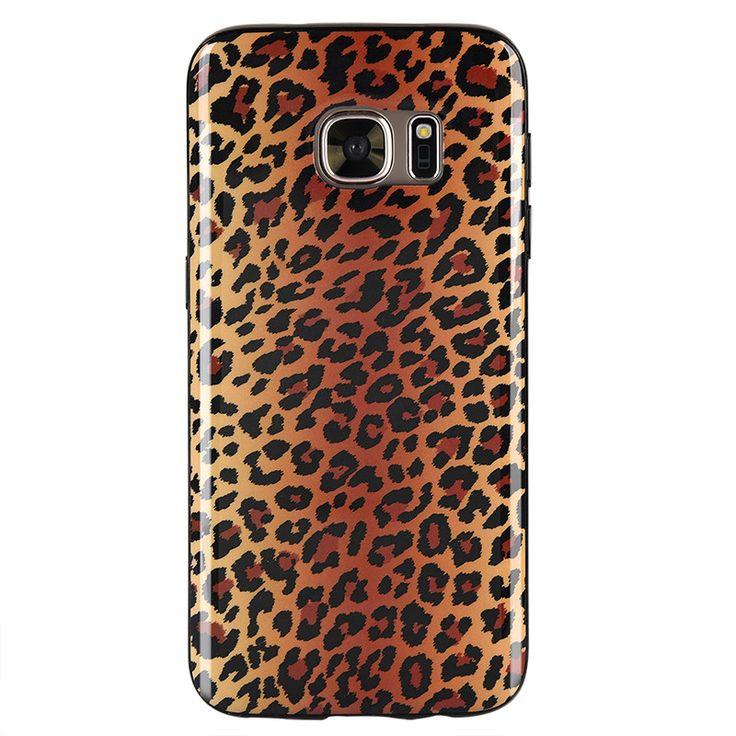 DW Graphic IMD Samsung Galaxy S7 Case - Leopard