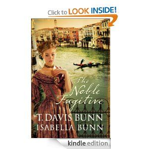 $3.99 on Kindle:  The Noble Fugitive(Heirs of Acadia Book #3) by T. Davis Bunn & Isabella Bunn.  http://www.amazon.com/gp/product/B007KOHTKI?ie=UTF8&camp=213733&creative=393177&creativeASIN=B007KOHTKI&linkCode=shr&tag=chrisbooksrev-20&=digital-text&qid=1390614224&sr=1-130&keywords=bethany+house  http://www.amazon.com/gp/product/B007KOHTKI?ie=UTF8&camp=213733&creative=393177&creativeASIN=B007KOHTKI&linkCode=shr&tag=chrisbooksrev-20&=digital-text&qid=1390614224&sr=1-130&keywords=bethany+house