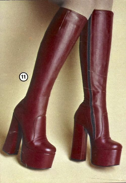 4422d81356e 17 Best ideas about 70s Shoes on Pinterest