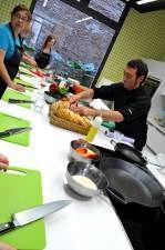 Una divertente esperienza è stata partecipare ad un mini corso di cucina sull'Arte culinaria catalana. #yummy #foodporn #foodie #recipes