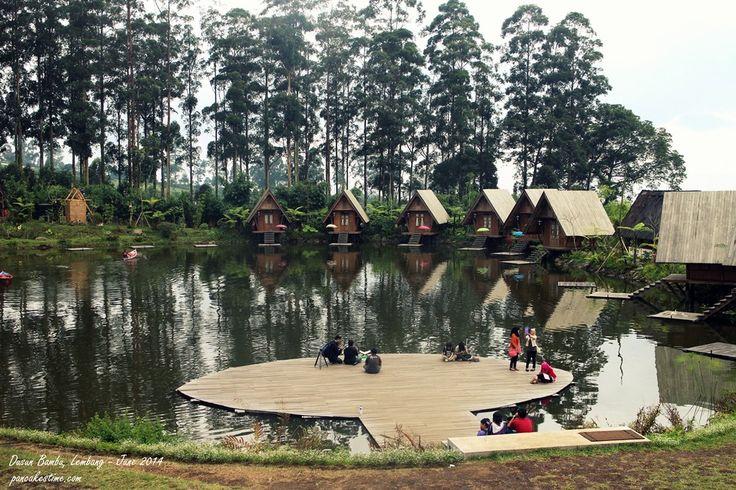 Dusun Bambu Lembang Wisata Alam Terlengkap di Jawa Barat - Jawa Barat