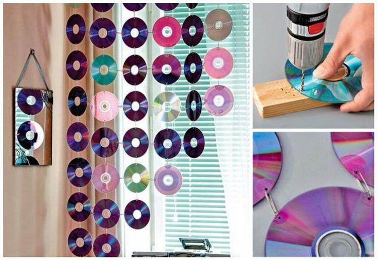 Reusing CDs and DVDs | ecogreenlove
