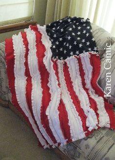 rag quilt stockings | Crafts - Rag Quilts & Garlands