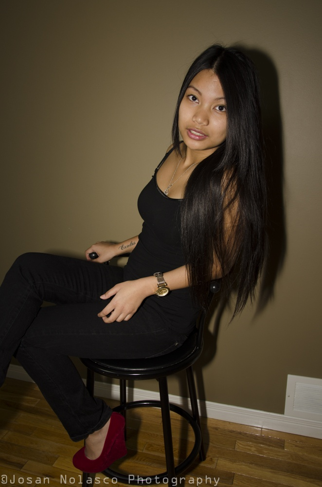 Model: Justine Gines