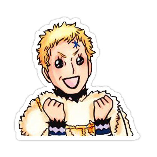 Julius Novachrono Black Clover Sticker By Francesco2m In 2020 Black Clover Manga Anime Anime Stickers Want to discover art related to julius_novachrono? pinterest