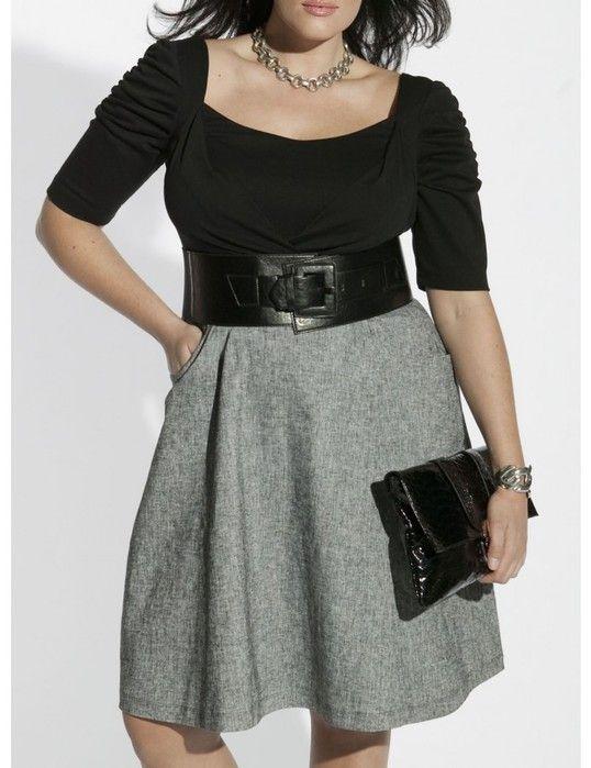 La moda per le donne in sovrappeso. Discussione sulla LiveInternet - Servizio russo diario online
