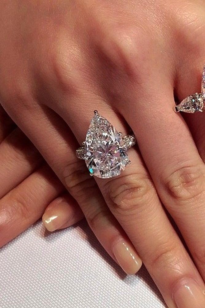 Womens Engagement And Wedding Rings 17 There Are Different Styles