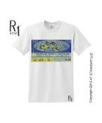 '49 MICHIGAN STATE VS. MICHIGAN Football Ticket Shirt.  Michigan football ticket shirt. http://www.michiganfootballgifts.com/ Michigan football gifts!