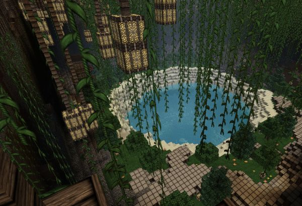 minecraft under the dome map | Filed under Hostile Minecraft Maps , Minecraft CTM Map by Wordpuncher ...