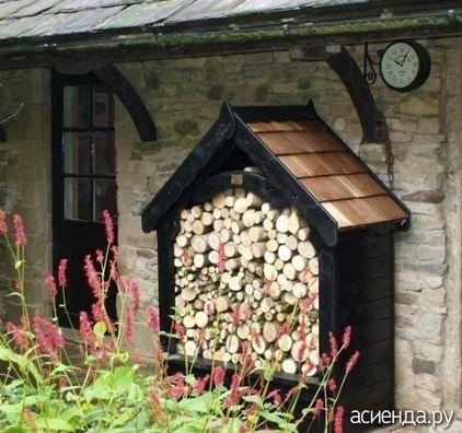 Что можно сделать для уюта на даче.: Группа Обустройство и украшение дачного участка