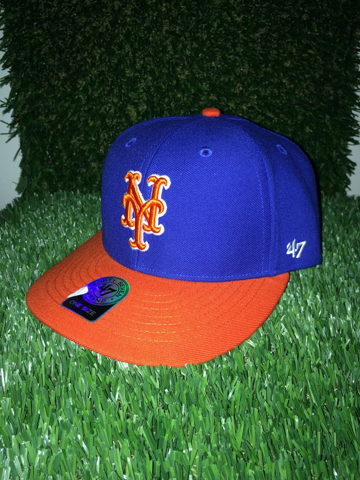 New York Mets MVP MLB Team Cap