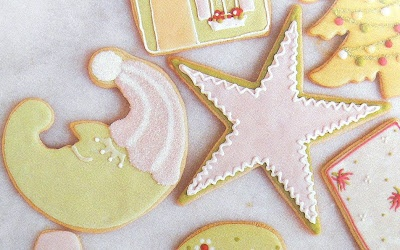 Good Things by David: Martha by Mail ~ Moon & Star Cookie Cutters