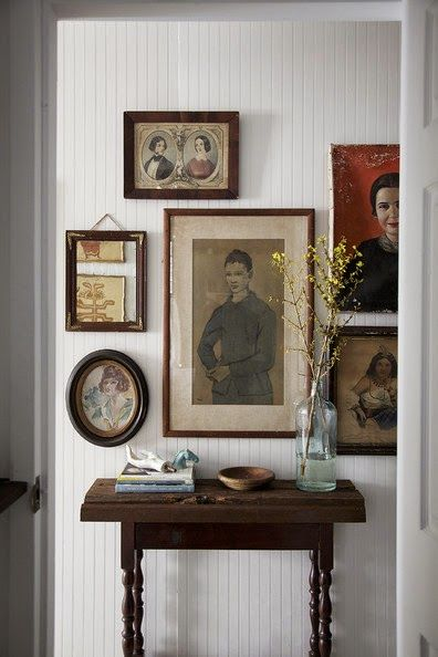 L'anima vintage di un appartamento a Manhattan