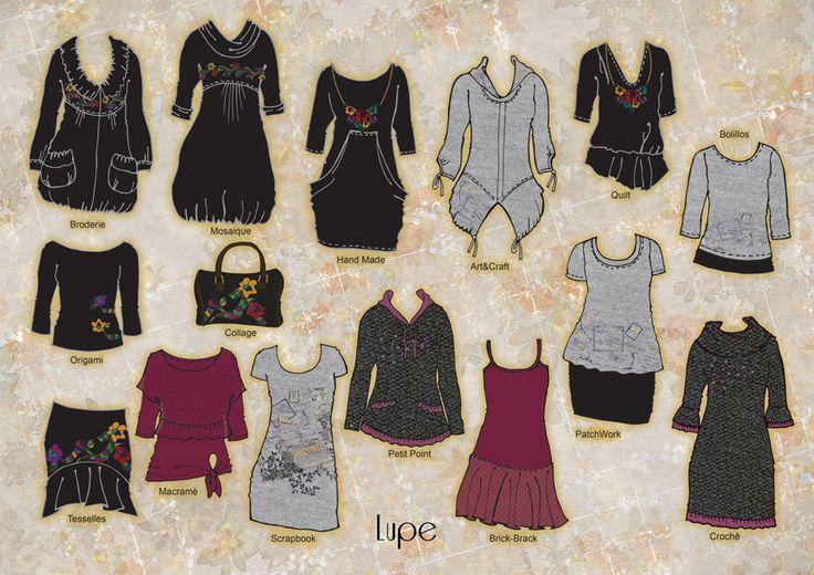 Crafty Chic by Mamatayoe. Set: Lupe.