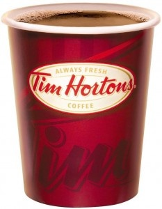 Tim Hortons. Truly Canadian!