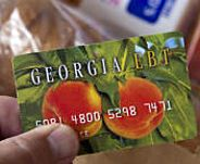 Food Stamp Cut Popular With Republican Voters...Know who to vote for...You never know when you may need social services they love to cut..With no regard to the needy or poor.*