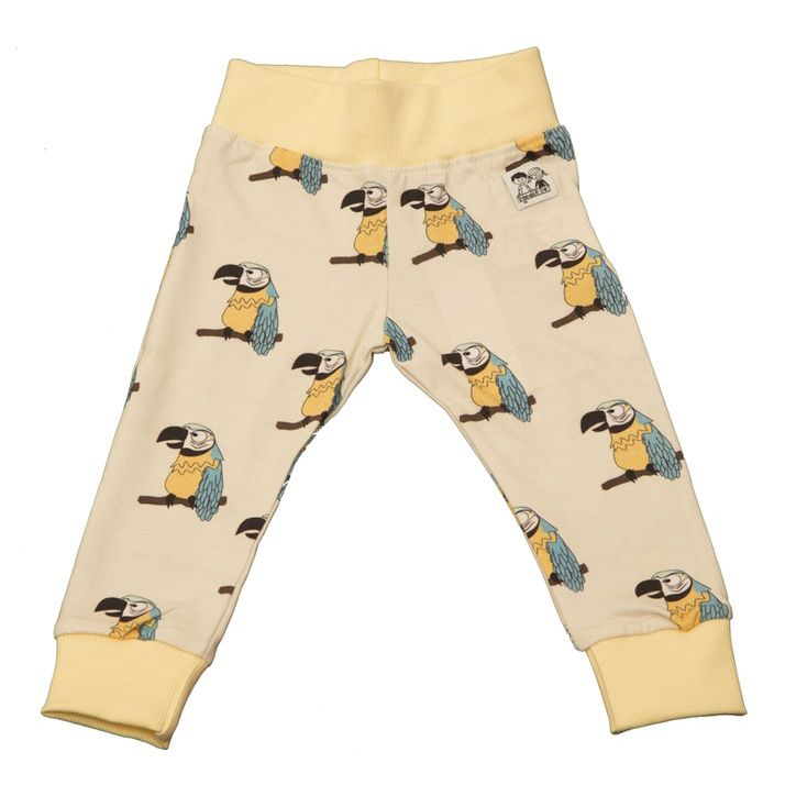 Doodle Do Congo Whistles leggings organic cotton £22.50