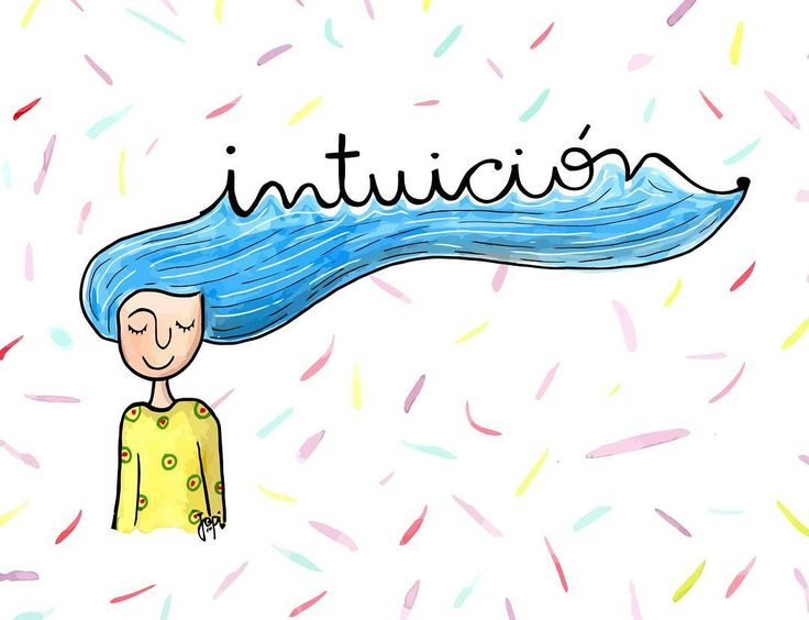 intuición by jopi