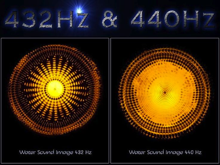 """Here's why you should convert your music to 432Hz - """"If you want to find the…"""