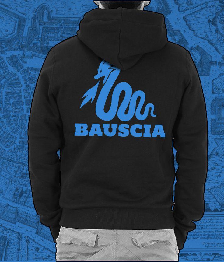 Felpa Bauscia con cappuccio  Vai allo Shop: http://bauscia.spreadshirt.it/