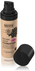 Lavera Natural Liquid Foundation Almond Caramel 06