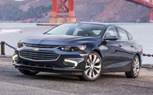 2018 Chevrolet Malibu Hybrid Review Mpg