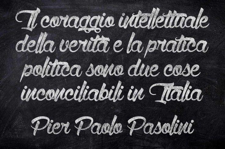 Gli anni passano ma la situazione italiana resta ed anzi, peggiora sempre.... Il…